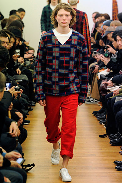 Urban Fashion Week on Paris Fashion Week Comme Des Garcons Shirt Now I Know Why Tavi Is
