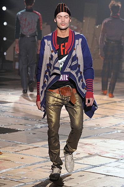 COOL CHIC STYLE to dress italian: Milano Moda Uomo Autunno ...
